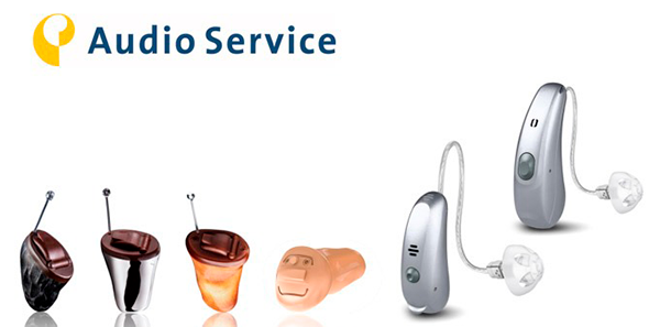 audio service hearing aids